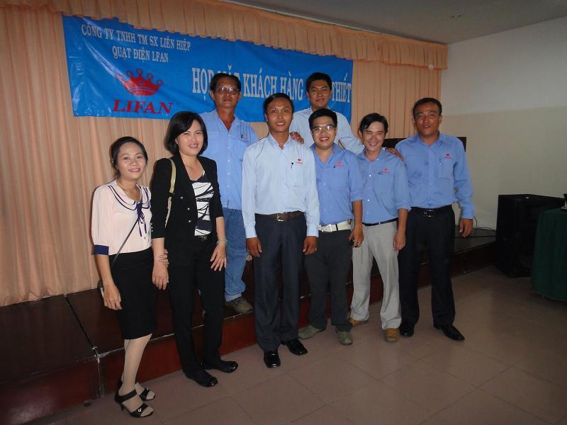 Hội Nghị Khách Hàng Tây Ninh 2012